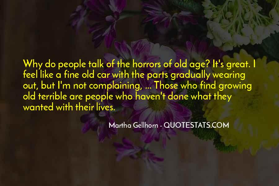 Quotes About Complaining People #750227