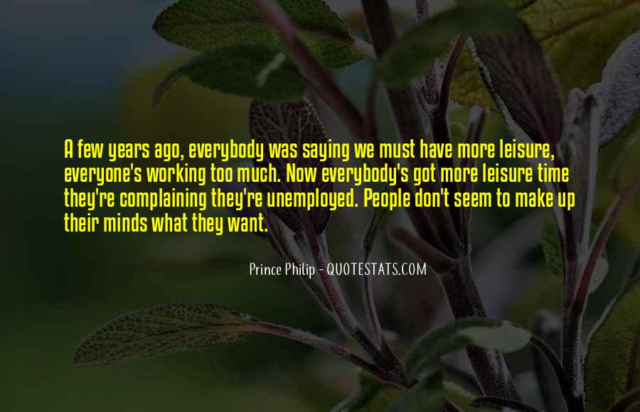 Quotes About Complaining People #813851