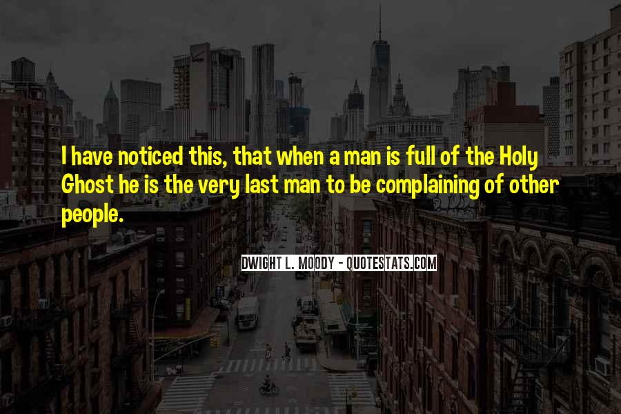 Quotes About Complaining People #974845
