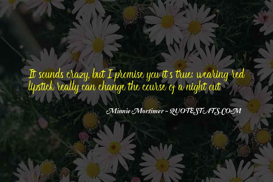 Minnie Me Quotes #257271