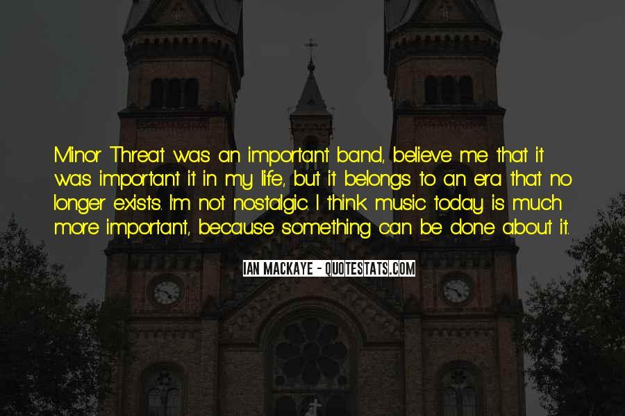 Minor Threat Quotes #844779