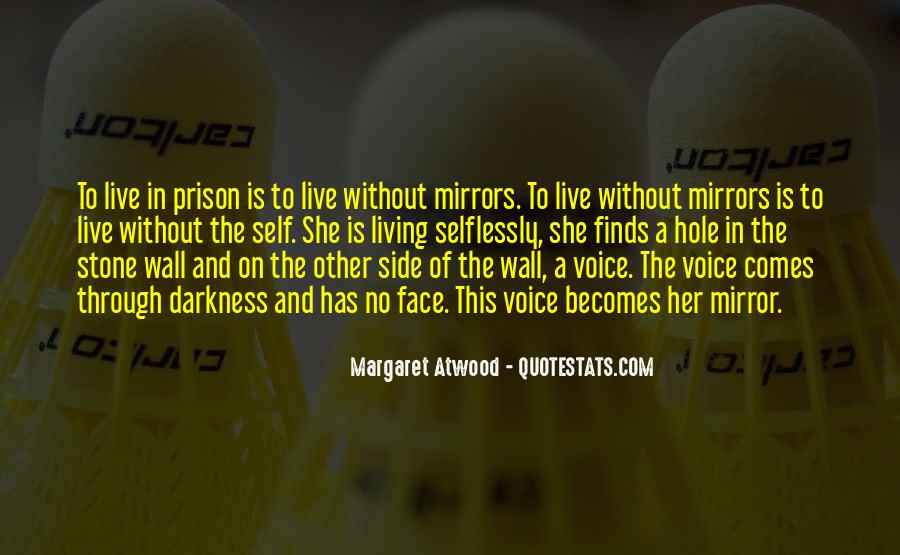 Mirror On The Wall Quotes #24619