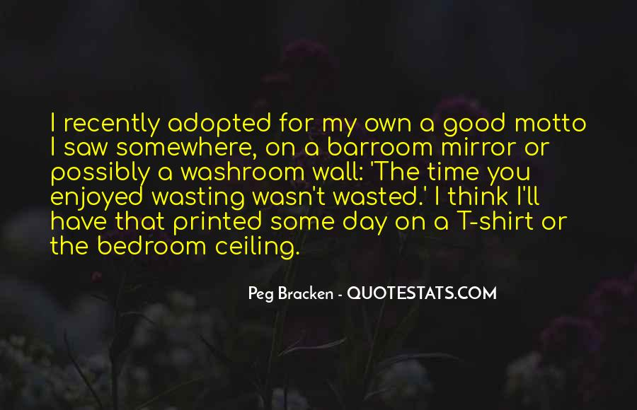 Mirror On The Wall Quotes #752135
