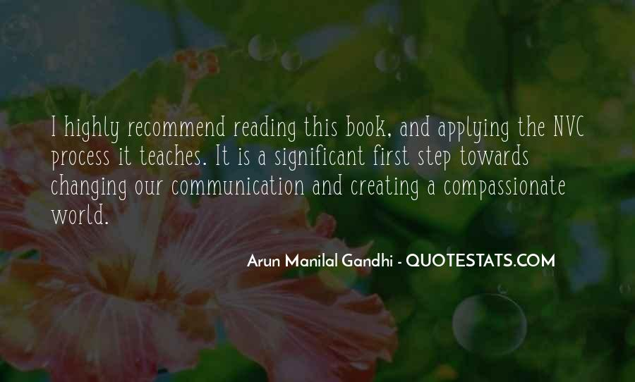 Quotes About Compassionate Communication #1581723