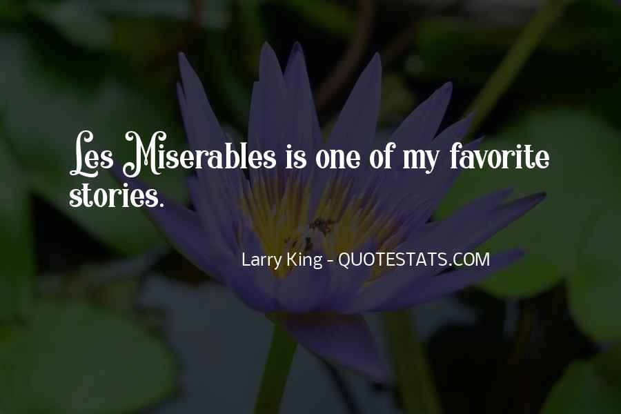 Miserables Quotes #274310