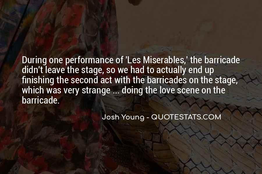 Miserables Quotes #785534