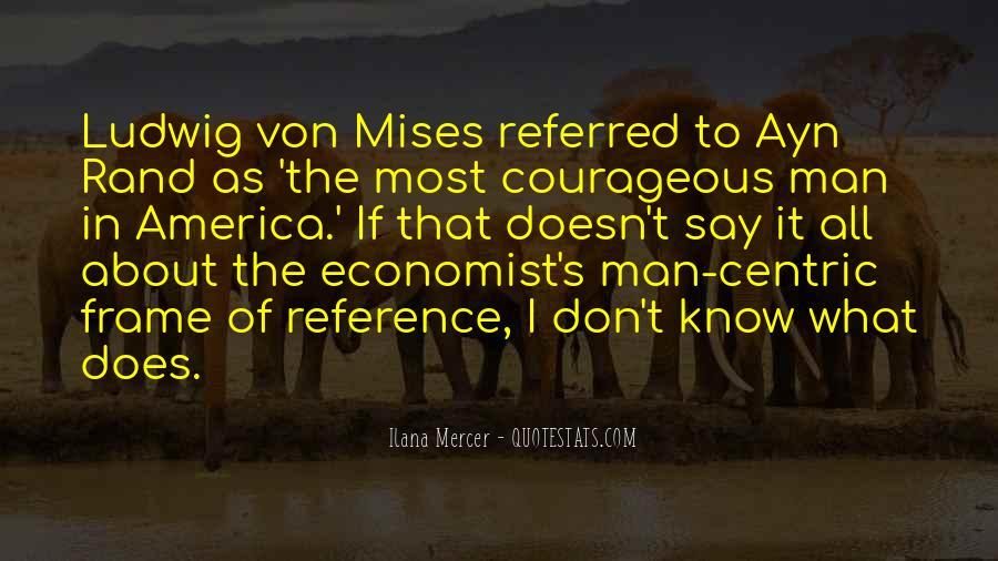 Mises Quotes #112512