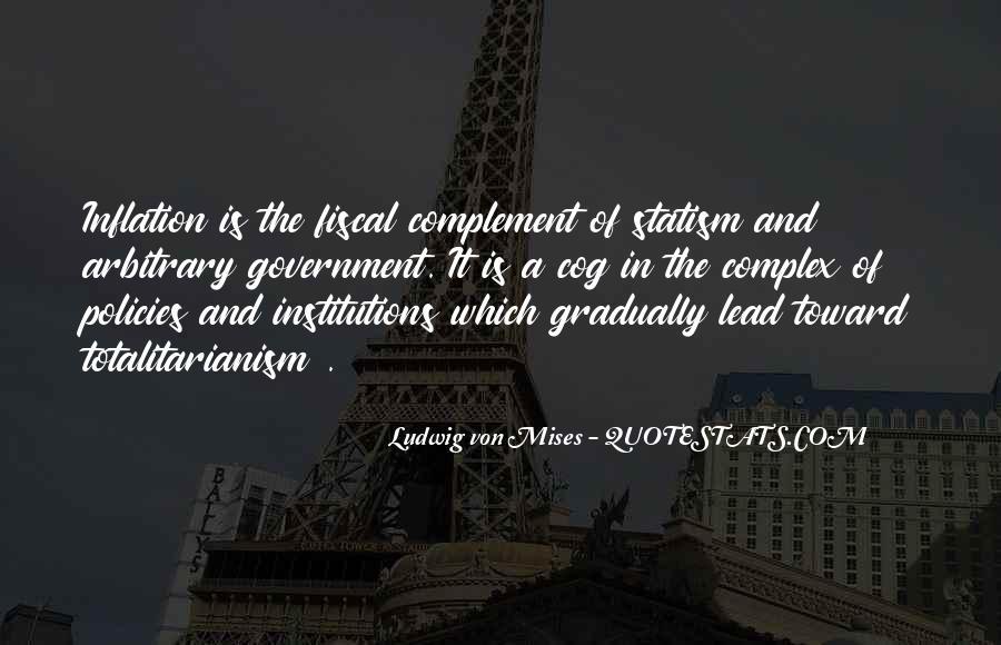 Mises Quotes #153933