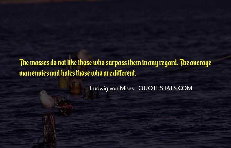 Mises Quotes #15544