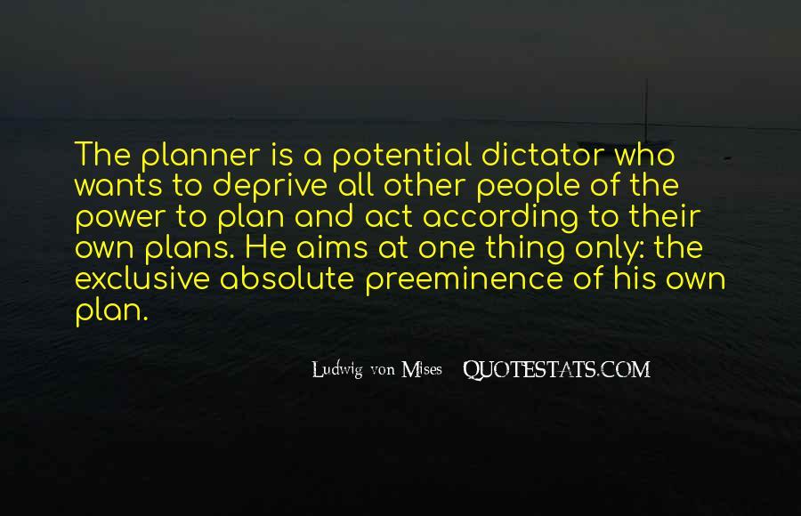 Mises Quotes #175444
