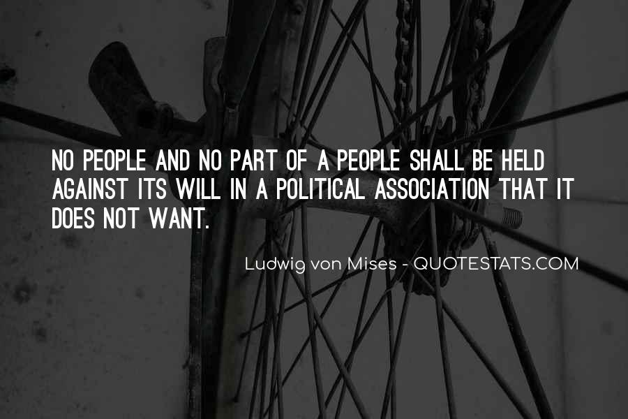 Mises Quotes #220555