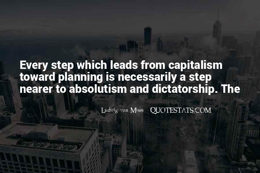 Mises Quotes #241325