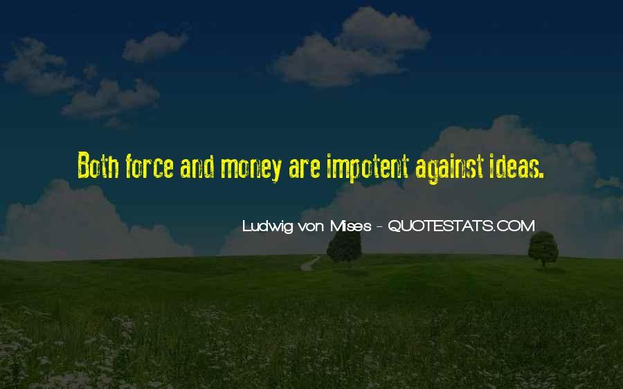 Mises Quotes #266828
