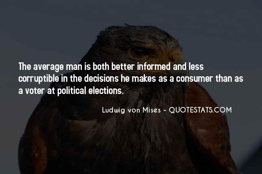 Mises Quotes #278261