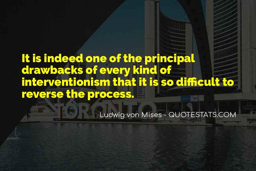 Mises Quotes #331322