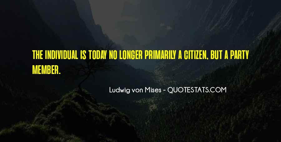 Mises Quotes #4458