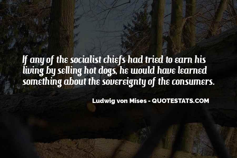 Mises Quotes #47309