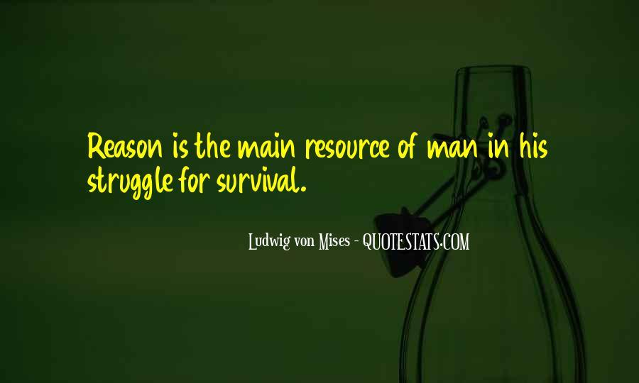 Mises Quotes #48220