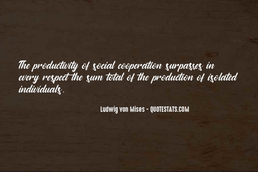 Mises Quotes #79355
