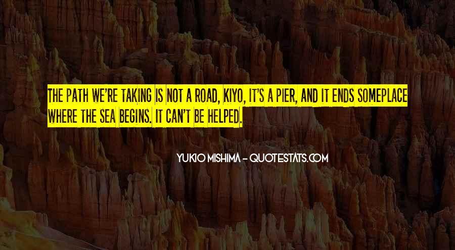 Mishima Love Quotes #1148799