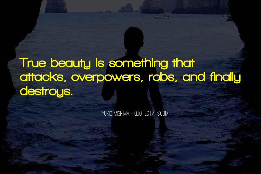 Mishima Love Quotes #1376247