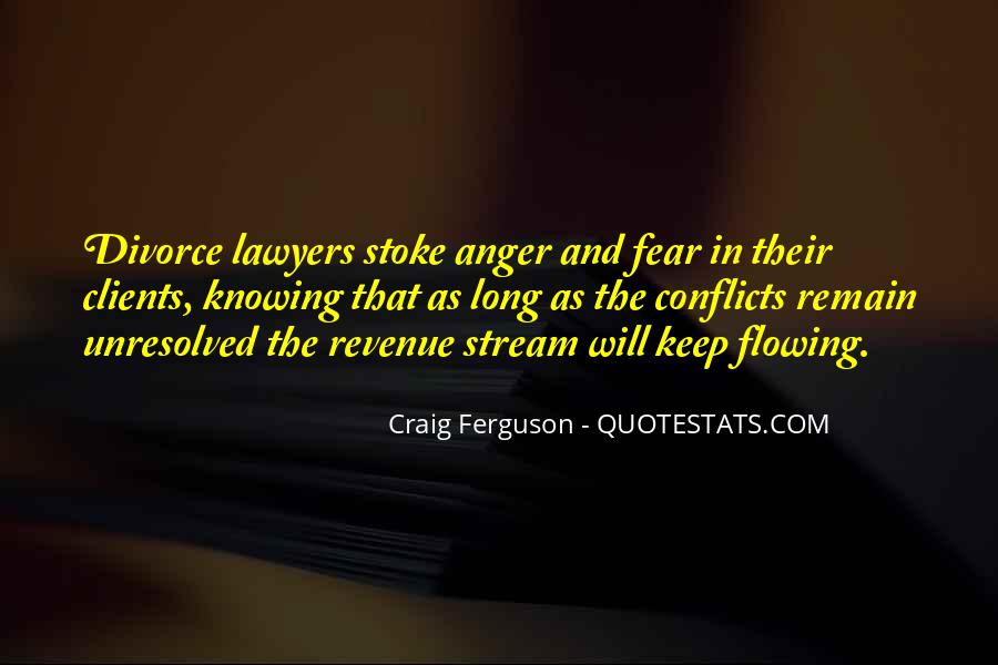 Quotes About Unresolved Anger #1707535
