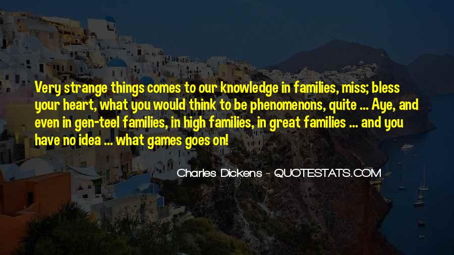 Miss Our Family Quotes #1605528