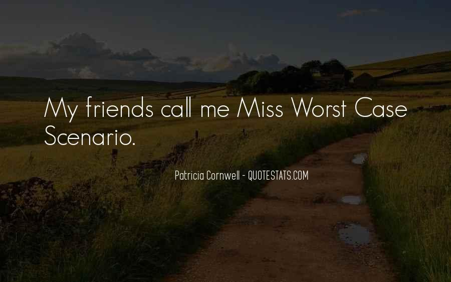 Miss You All Friends Quotes #454777