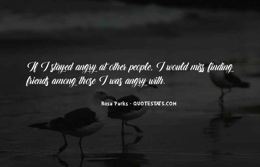 Miss You All Friends Quotes #659401