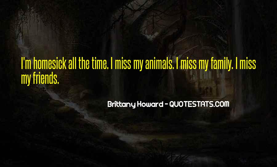 Miss You All Friends Quotes #695066