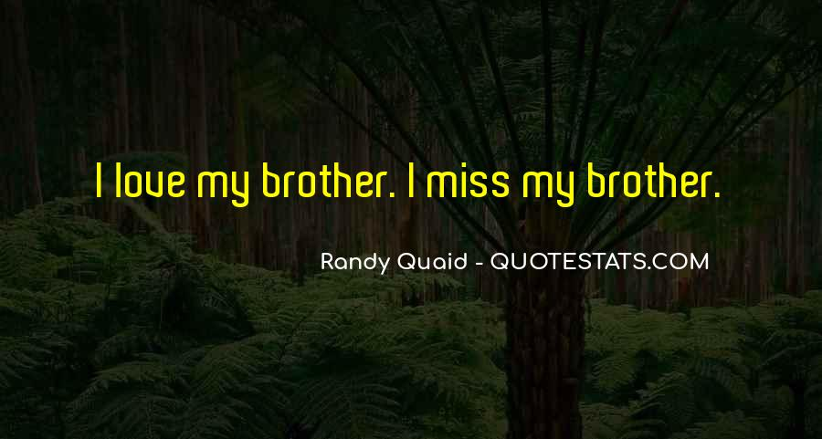 Miss You More Quotes #16724