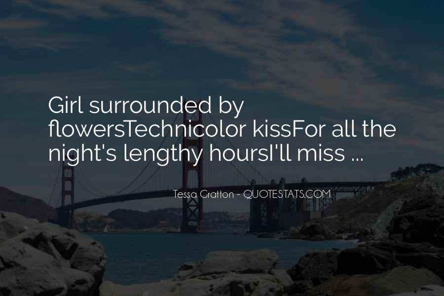 Miss You More Quotes #18397
