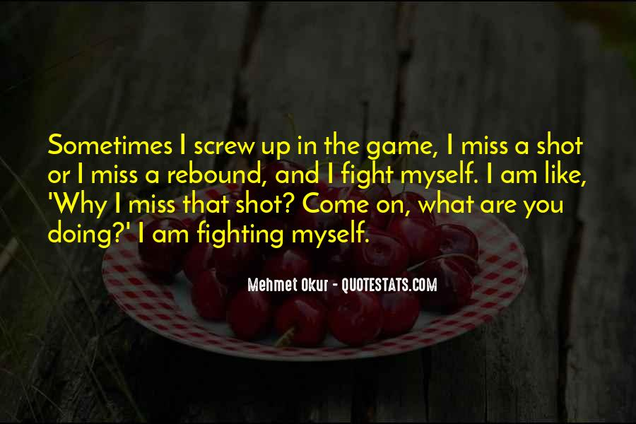 Miss You More Quotes #25100