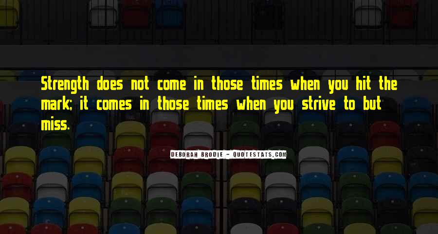 Miss You More Quotes #27956