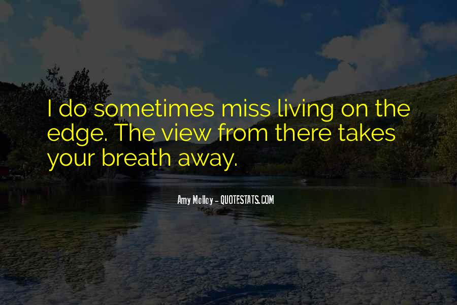 Miss You More Quotes #35414