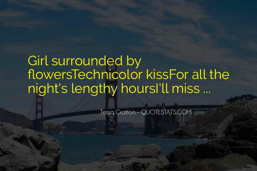 Miss You More Than Anything Quotes #18397