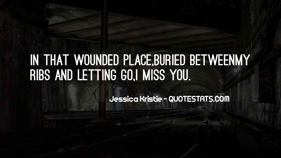 Miss You Poems Quotes #336448