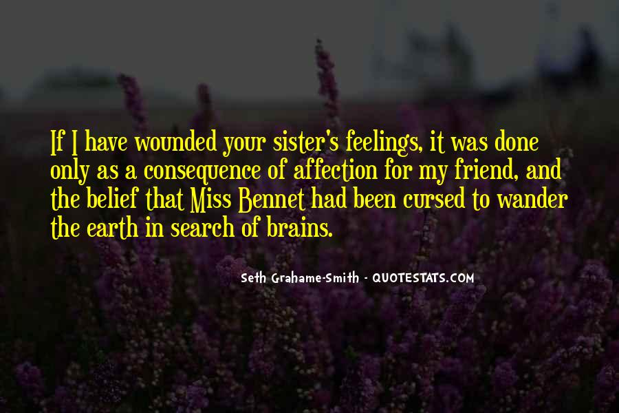 Miss You Sister Quotes #283540
