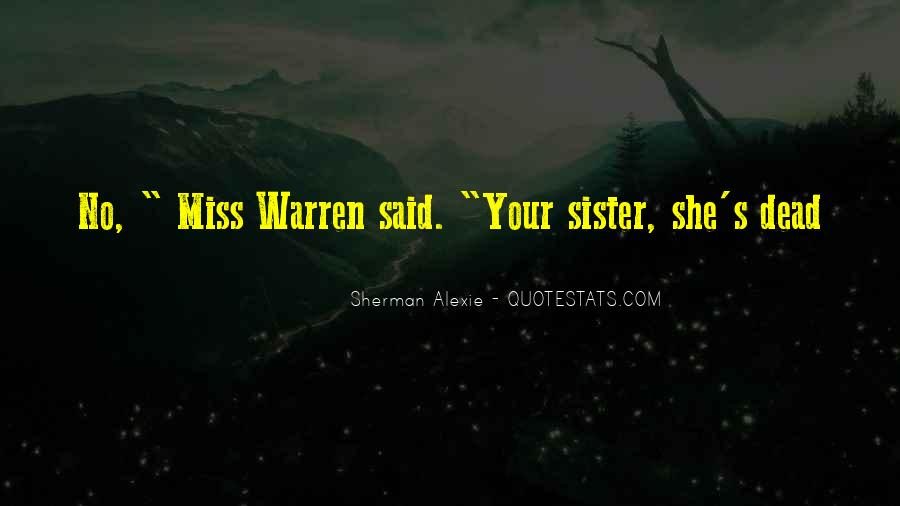 Miss You Sister Quotes #501568