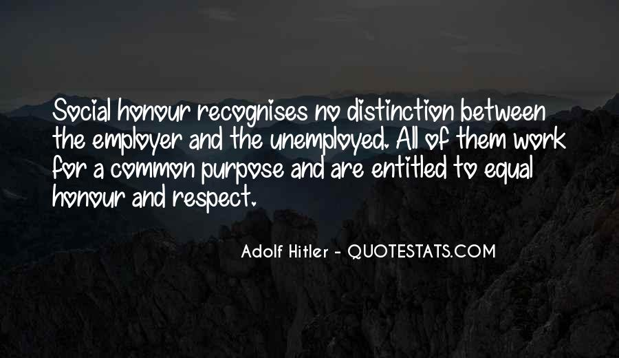 Quotes About Common Purpose #1445608