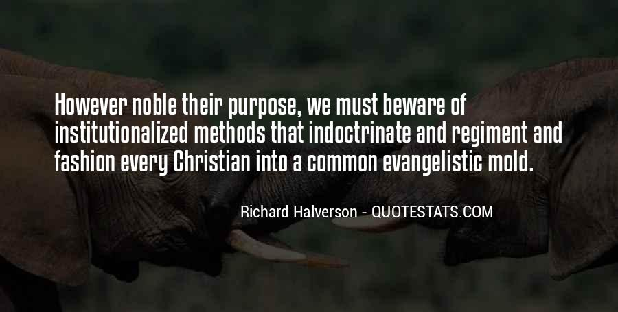 Quotes About Common Purpose #1522400