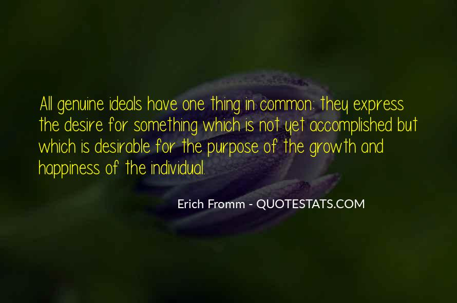 Quotes About Common Purpose #66399