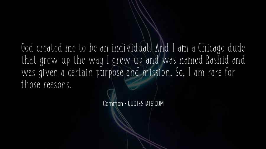 Quotes About Common Purpose #762734
