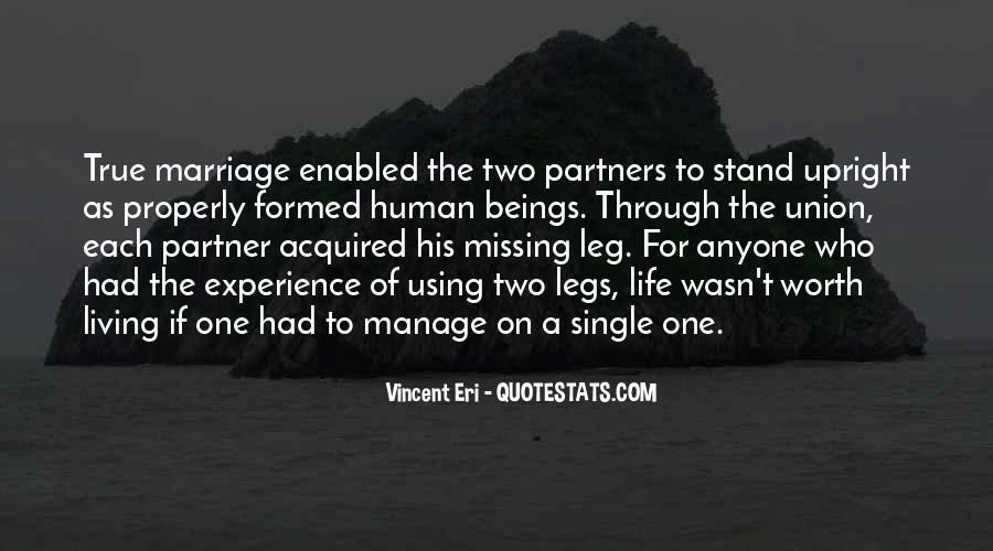 Missing My Life Partner Quotes #1535517