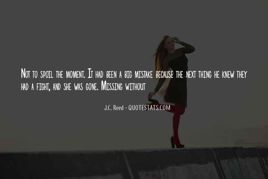 Missing She Quotes #151571