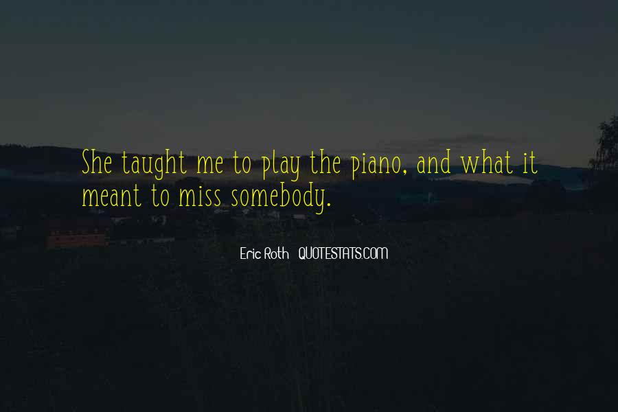 Missing She Quotes #336200