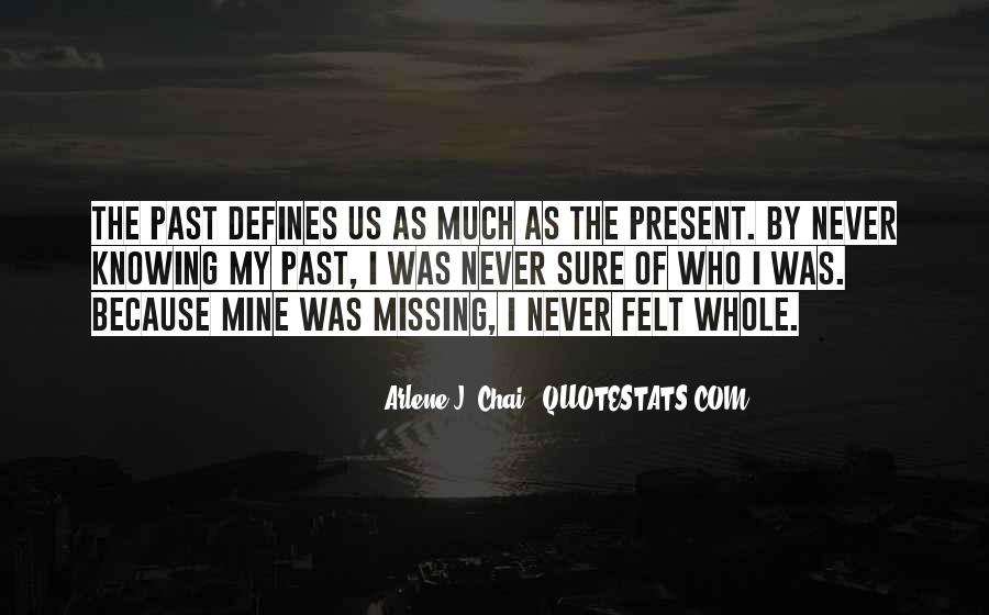 Missing Someone So Bad Quotes #29278