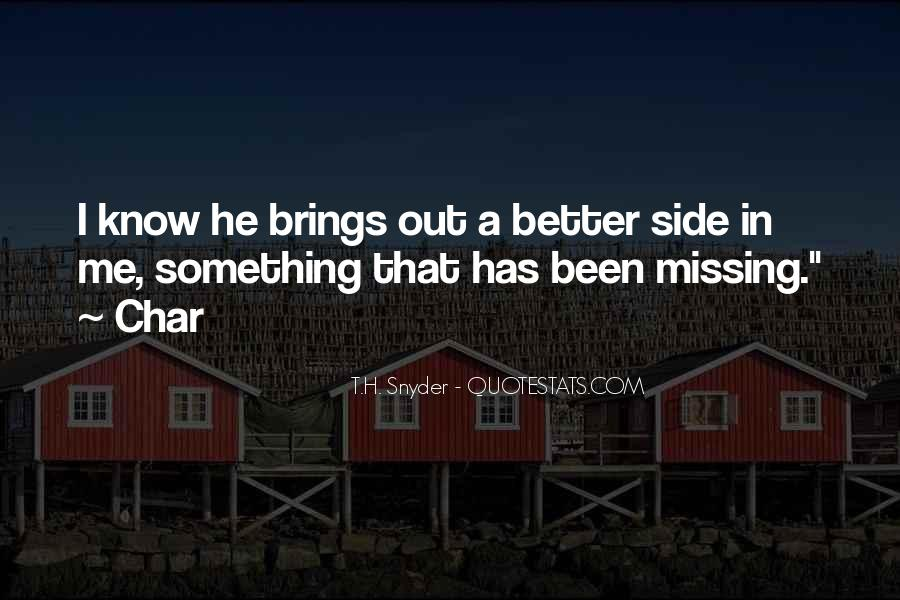 Missing Someone So Bad Quotes #52366