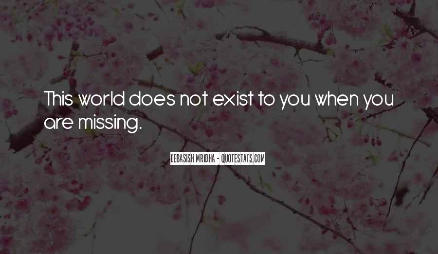 Missing Someone So Bad Quotes #53836