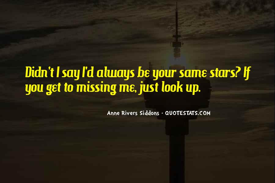 Missing You Always Quotes #1410069